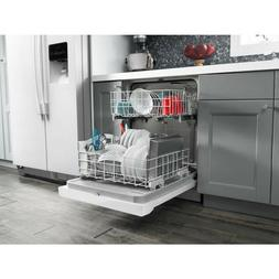 Front Control Built-In Tall Tub Dishwasher Triple Filter Was