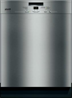 Miele G4925USS Classic plus Full Console Dishwasher in Stain