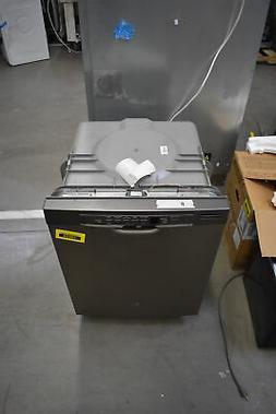 """GE GDF530PMMES 24"""" Slate Fully Integrated Dishwasher NOB #39"""