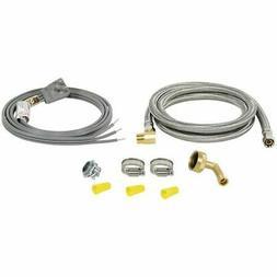 GE  Universal Dishwasher Installation Kit w/ Electric & Wate