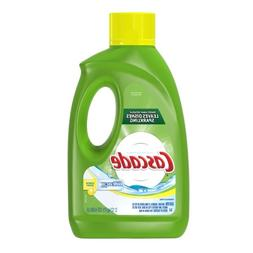 Cascade Gel Dishwasher Detergent with Extra Bleach Action, L