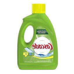 Cascade Gel Dishwasher Detergent, Lemon Scent, 120-Ounce