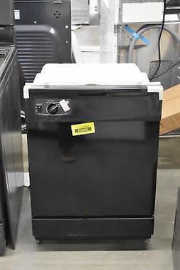 gsd2100vbb 24 black full console dishwasher nob