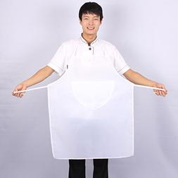 DXG&FX Halter chef aprons Water and oil pollution dishwasher