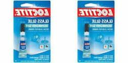 Instant Glass Glue, 3 pack