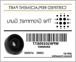 Kenmore / Elite & Whirpool Gold W10195677 Seal Diverter Valv