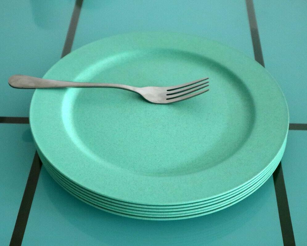 Greenandlife Microwave Safe Wheat Straw Dinner