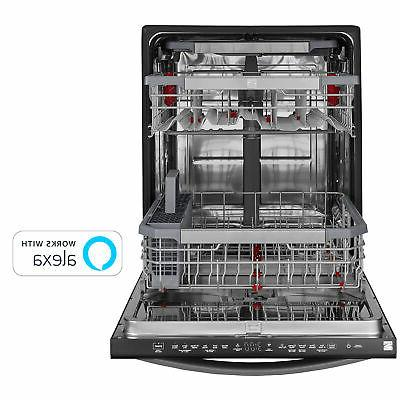 Kenmore Smart Dishwasher with and 360°