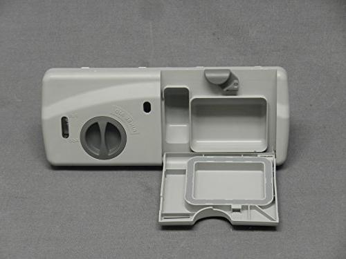 154860101 dishwasher detergent dispenser