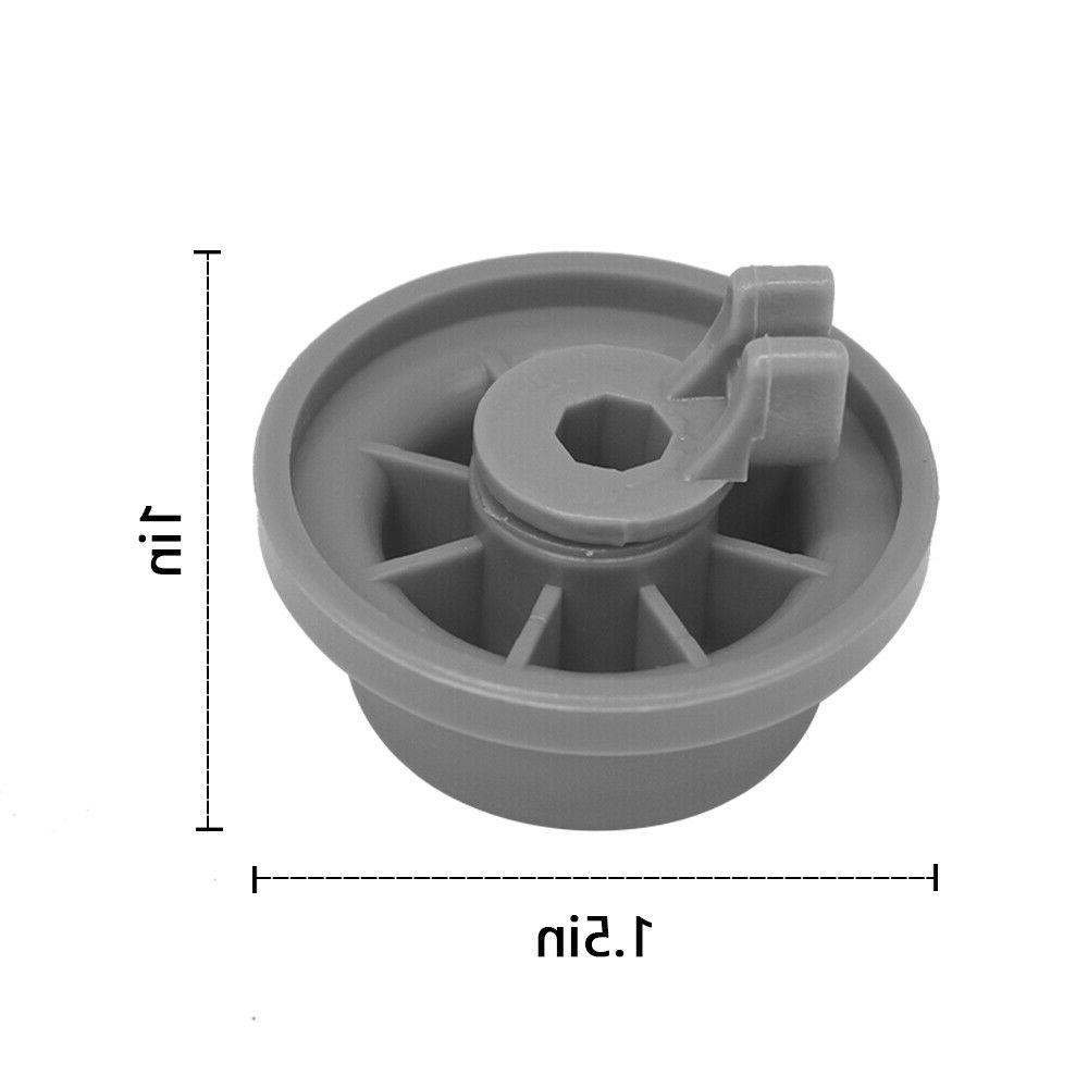 Wheel Fit for Bosch Kenmore 420198 8-Pack