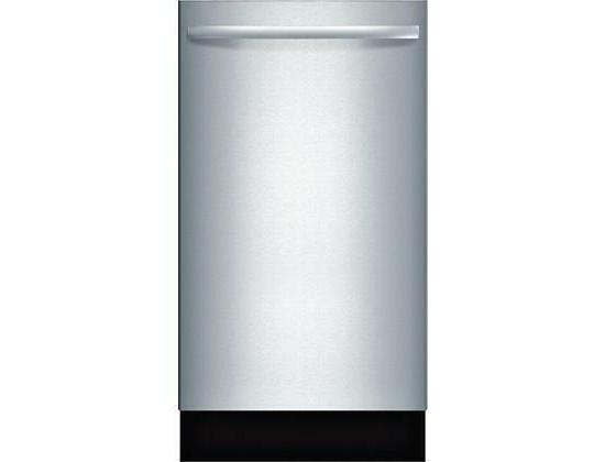 "Bosch 18"" Stainless 44db Dishwasher SPX68U55UC"