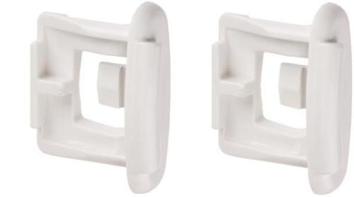 WD12X10304 GE Dishwasher Rack End Cap Clip on