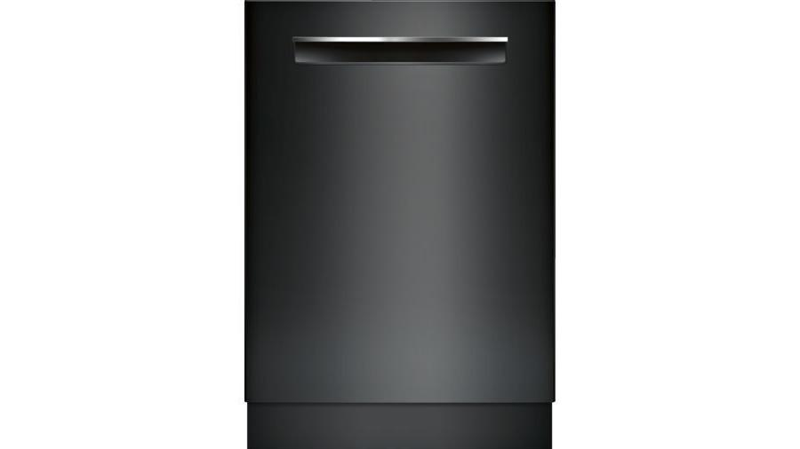 "Bosch 24"" 500 Series Black Fully Integrated Dishwasher w/ 3r"