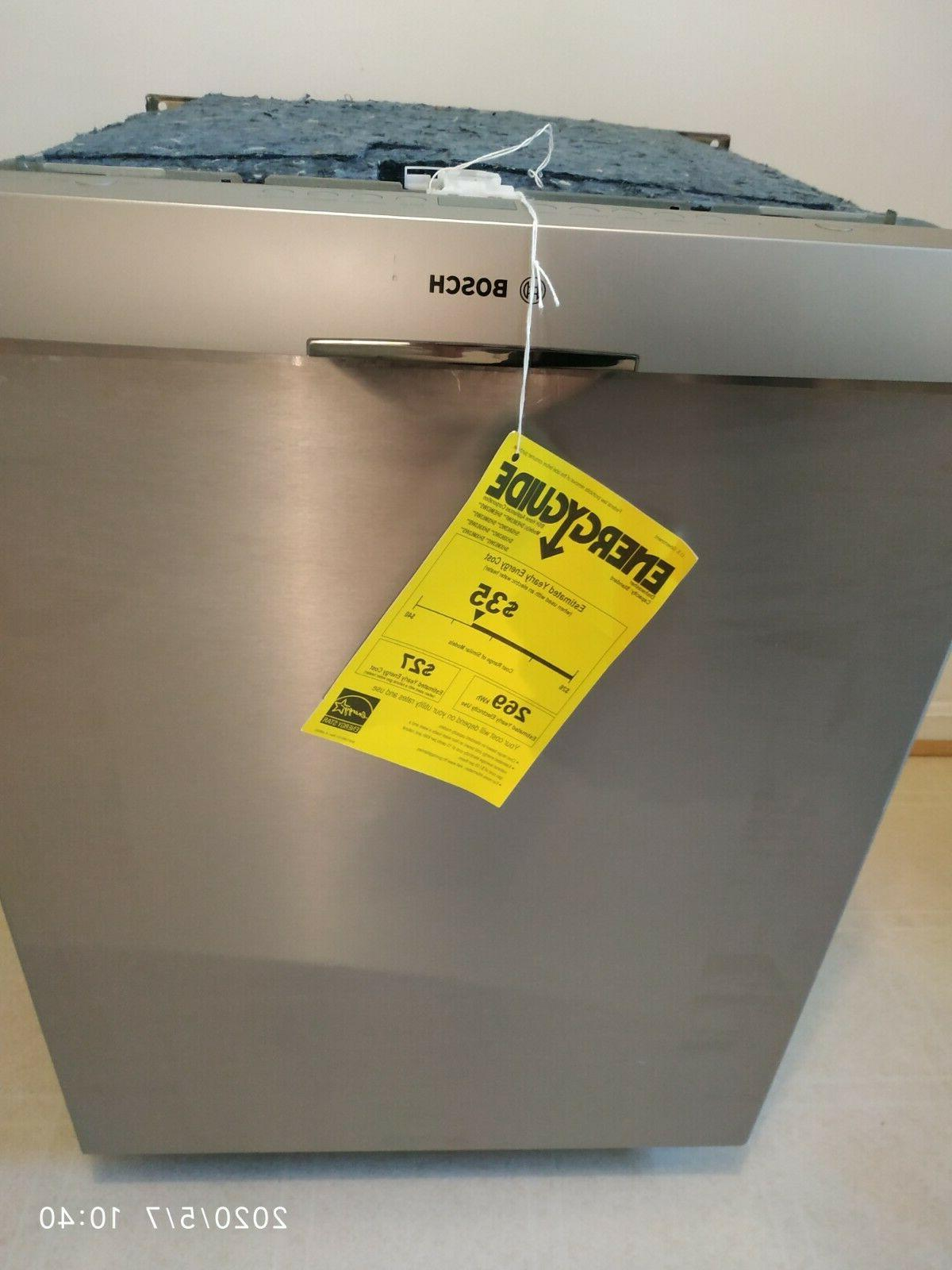 24 inch dishwasher stainless steel finish