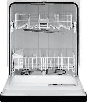 Frigidaire Inch Full Console Dishwasher -