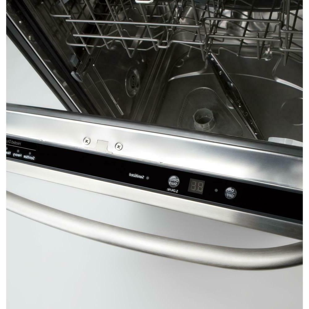 """GE 24"""" Stainless and Warranty"""