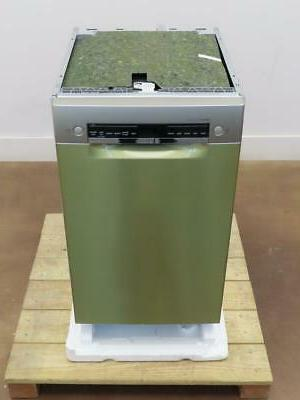 "Bosch 18"" 46 dBA Smart Dishwasher"