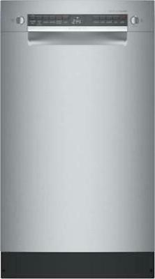 "Bosch 300 Series 18"" 46 dBA Full Console Smart Dishwasher SP"
