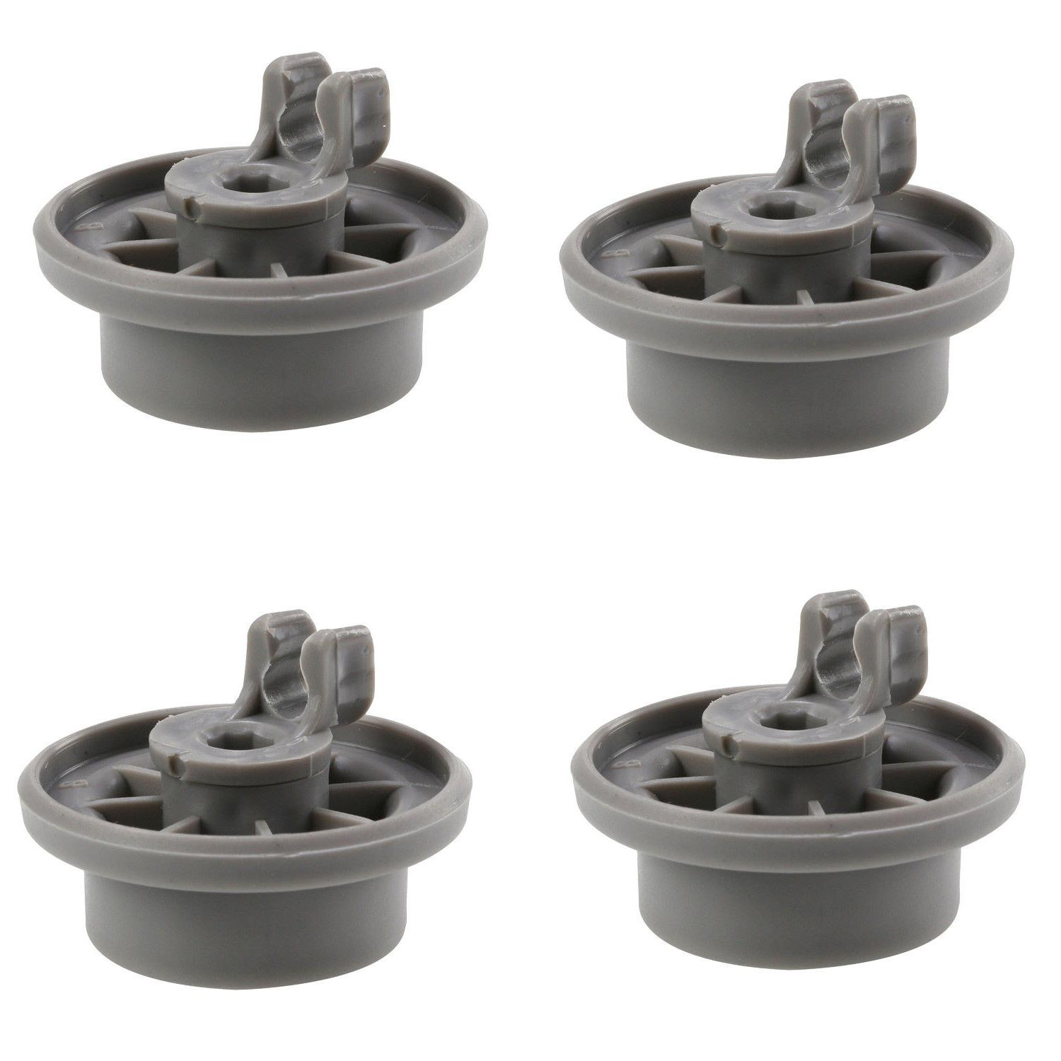 4X Dishwasher Lower Rack Wheel For Hardwick Jenn-Air Magic C