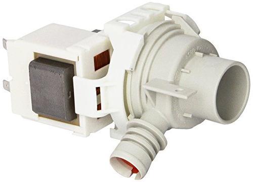 5304461725 drain pump dishwasher