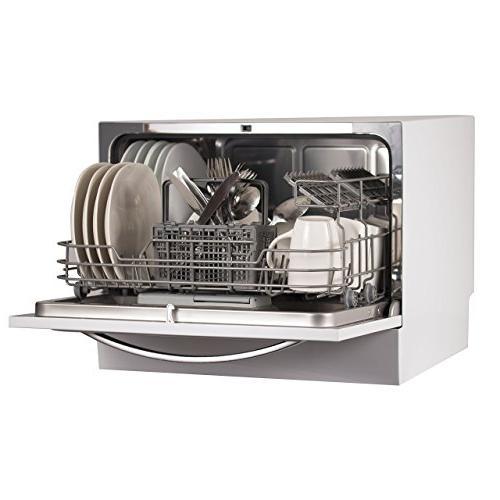 BLACK+DECKER Dishwasher, 6 Place