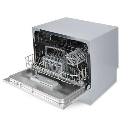 Small Dishwasher Stainless Steel,