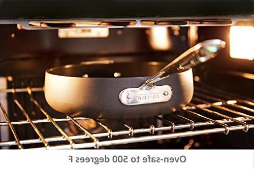 All-Clad 00485005996 All- E785S264 HA1 Nonstick Free Black