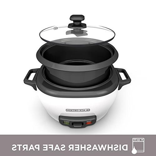 BLACK+DECKER Uncooked Rice Cooker, Not Found