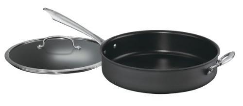 Cuisinart DSA33-30H Dishwasher Safe Hard-Anodized 5-Quart Sa