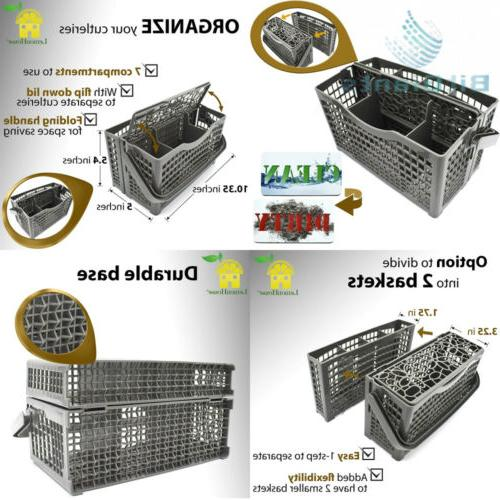 Dishwasher Silverware Replacement Basket Universal