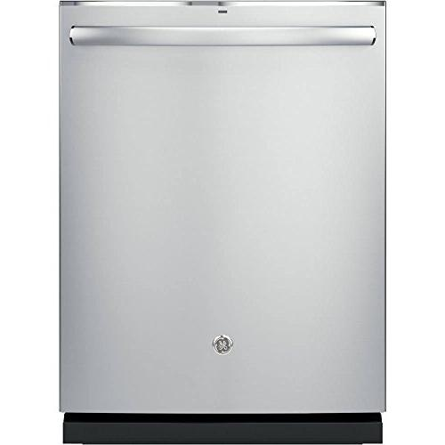 "Ge - 24"" Tall Tub Built-in Dishwasher - Stainless Steel"