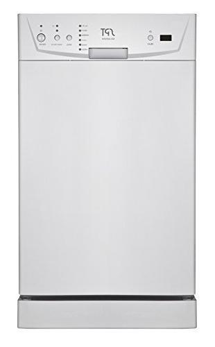 """SPT Energy 18"""" Built-In Dishwasher,"""