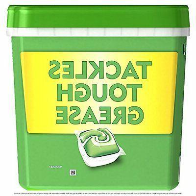 Cascade Actionpacs Dishwasher Detergent, with Dawn, Fresh Sc