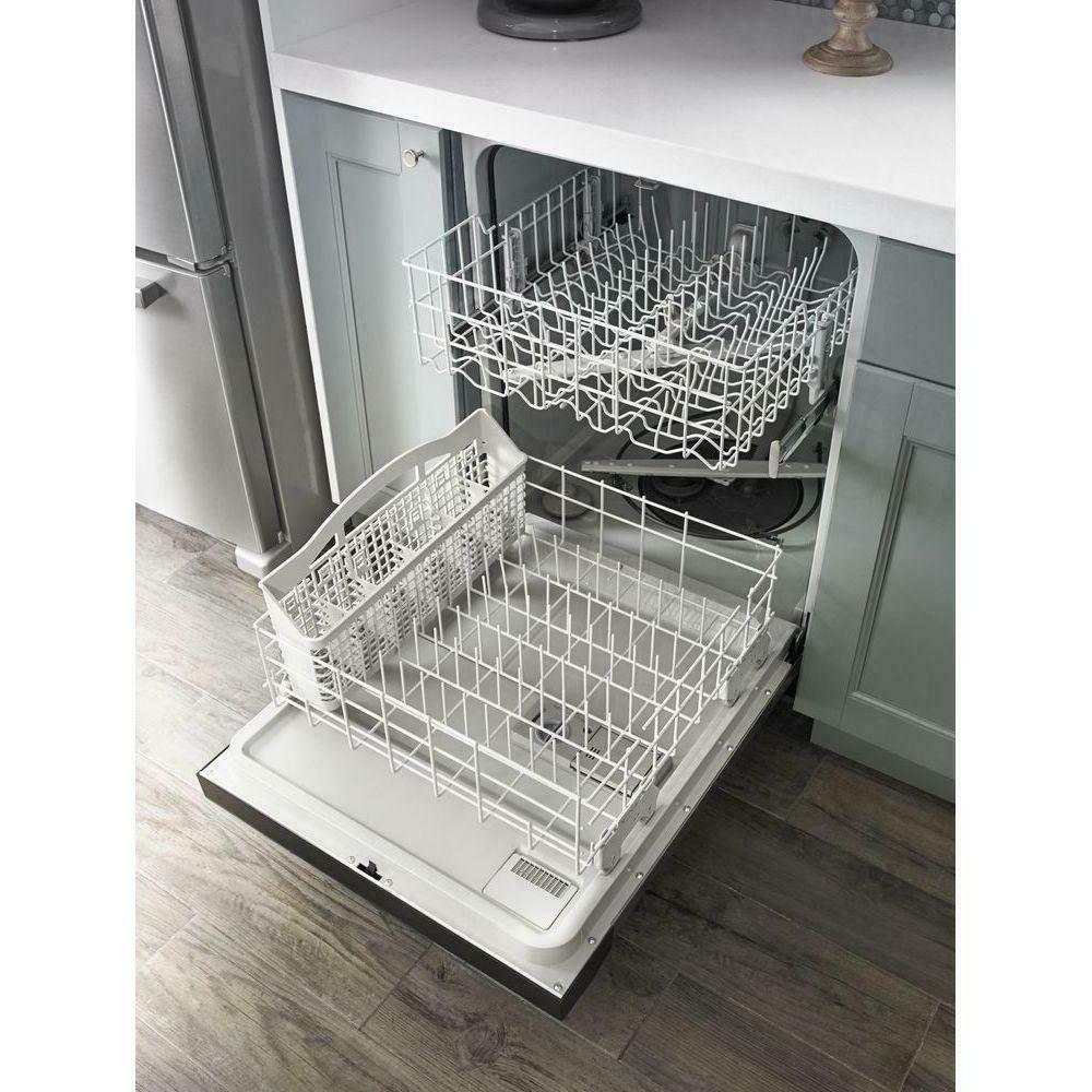 """Amana 24"""" Console 3 Wash Cycle Dishwasher"""