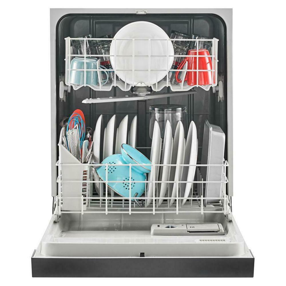 Amana Console Stainless 3 Wash Cycle Dishwasher NIB