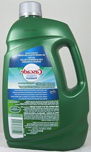 Cascade Advanced Scent Dishwasher Detergent Fl