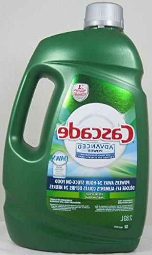 advanced power fresh scent liquid