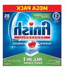 Finish All In 1 Powerball, Fresh 85 Tabs, Dishwasher Deterge
