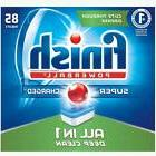 Finish All in 1 Powerball Fresh, 85ct, Dishwasher Detergent