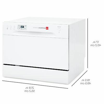 BCP Dishwasher Setting Design White
