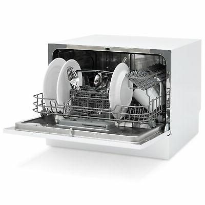 BCP Dishwasher Place Setting - White
