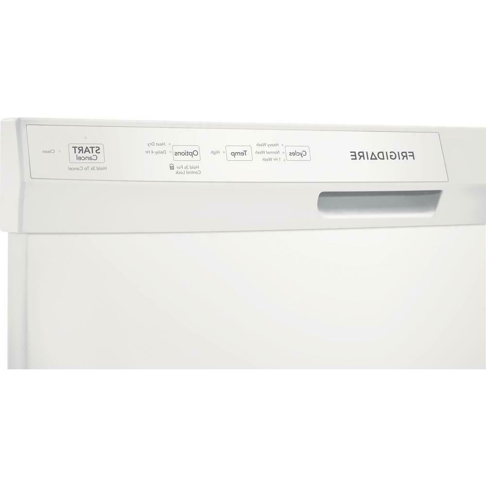 Built-In Tub Dishwasher