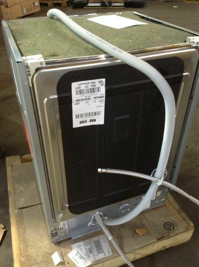 """Brand Series 24"""" Built Full Dishwasher"""