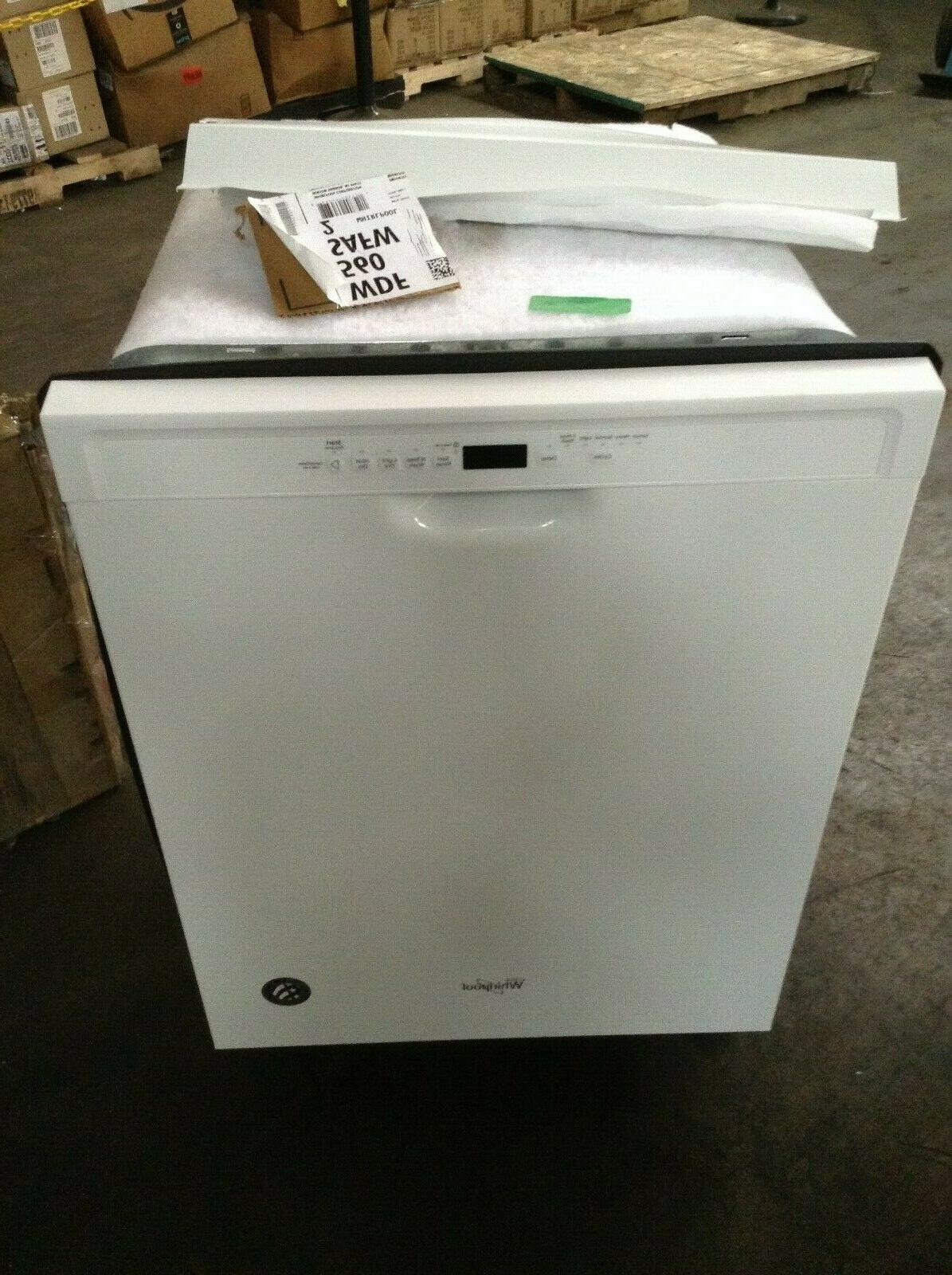 Brand Control Tall Tub Dishwasher/White