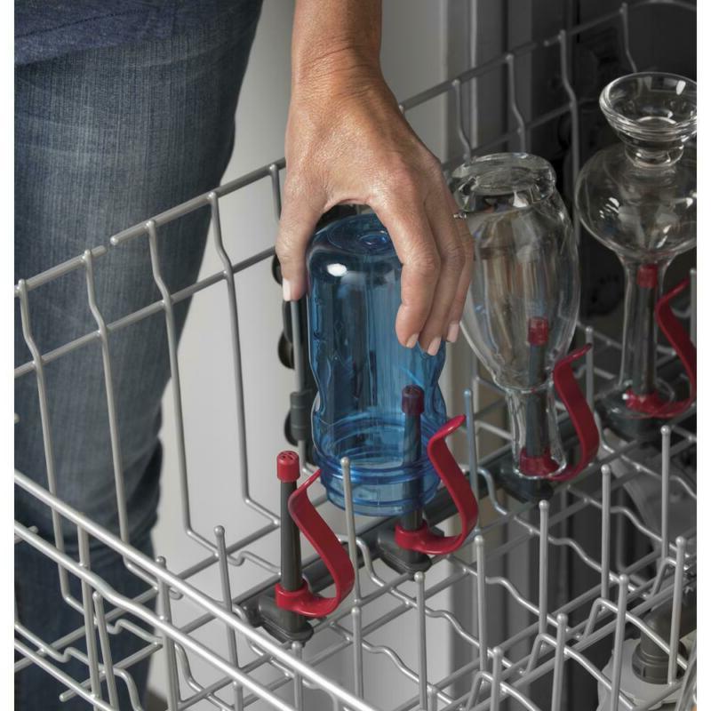 Built-In Tub Dishwasher Top Control 24 Steel