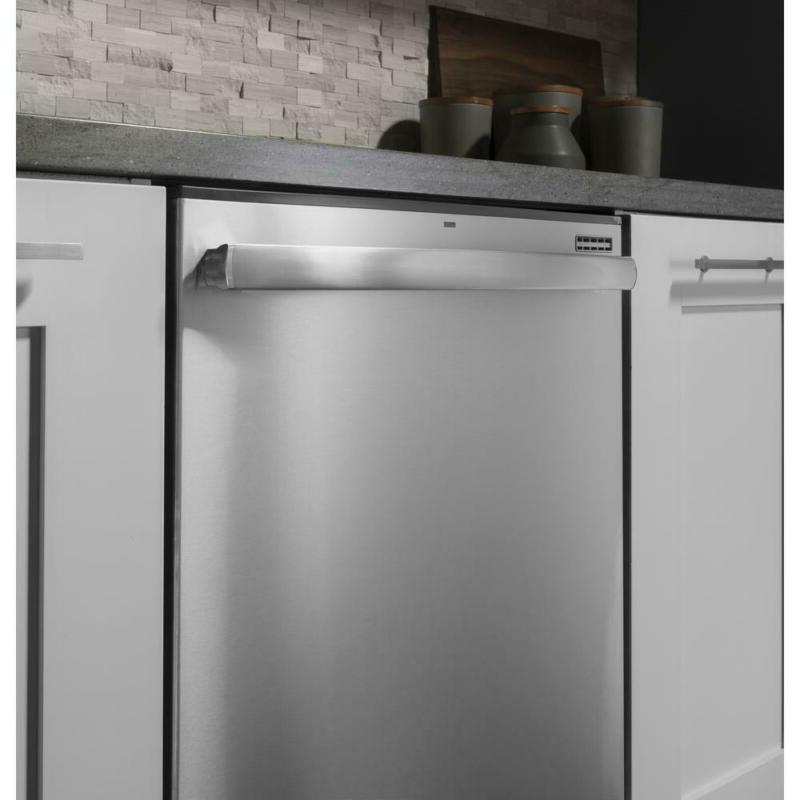 Built-In Tub Dishwasher Top Steel Adjustable