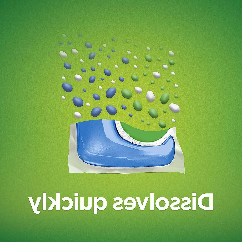 Cascade Complete Dishwasher Detergent Scent 78 ct