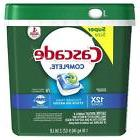 Cascade Complete ActionPacs Gel Dishwasher Detergent Fresh S