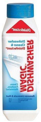 Dishwasher Magic Dishwasher Cleaner & Disinfectant-Citrus-12