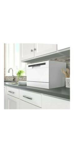 compact countertop dishwasher energy star portable mini